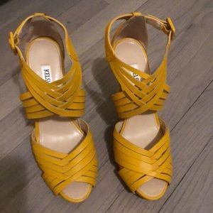 Brand new Kelsi Dagger Heels, size 7.5